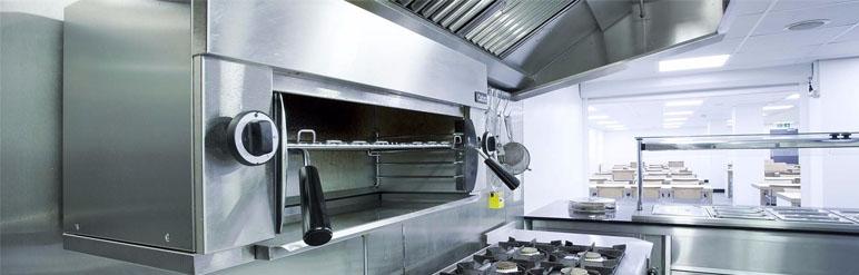 Projetos de cozinhas industriais em Florianópolis e todo sul do Brasil.